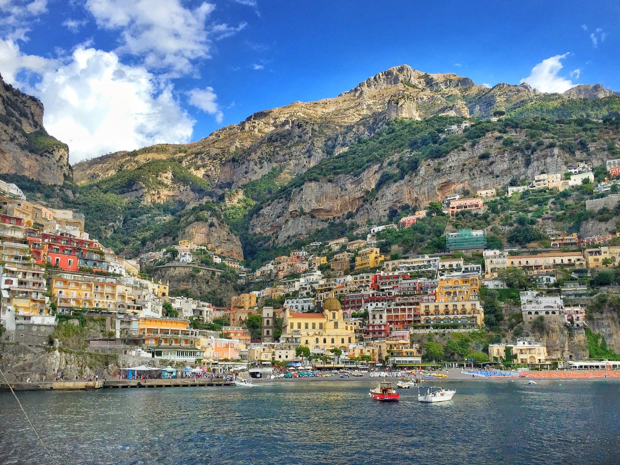 Hotels Near Positano Italy