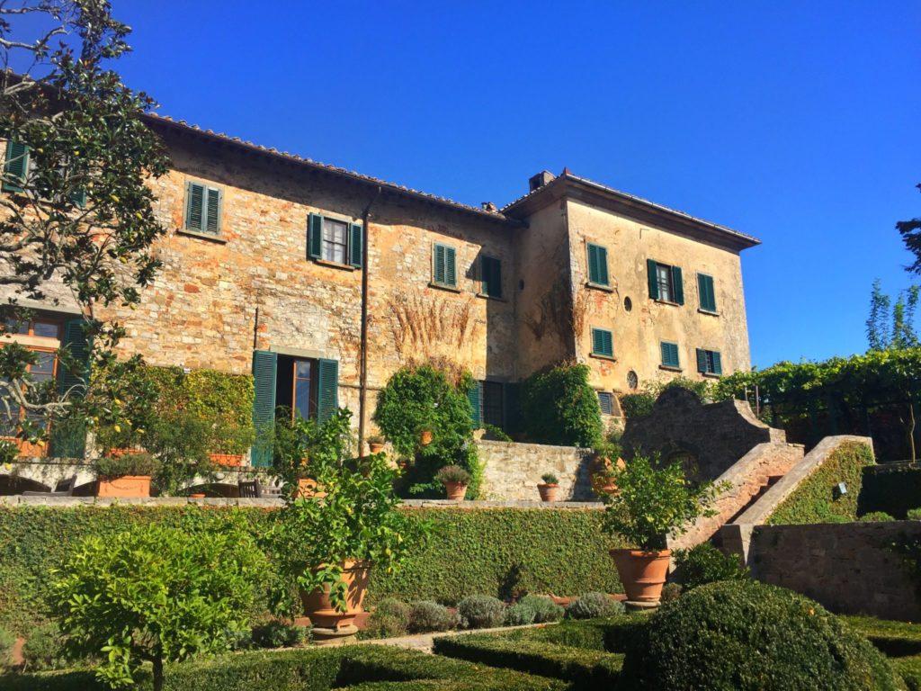 Badia a Coltibuono, Tuscany, Italy road trip