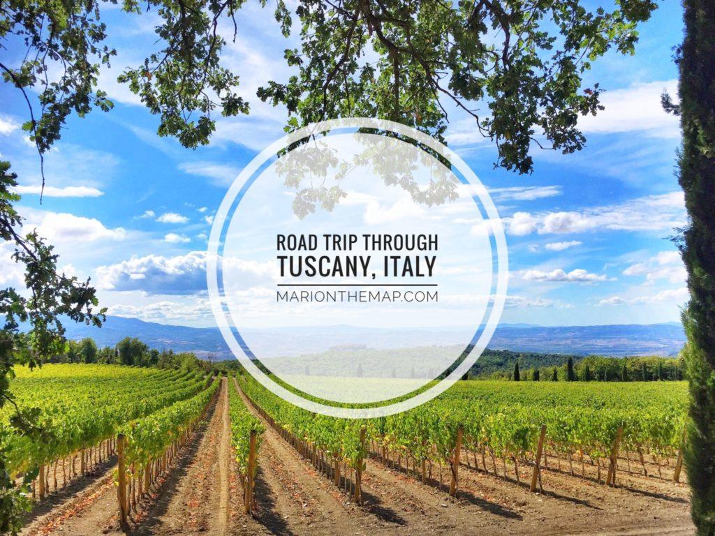Tuscany, Italy Road Trip
